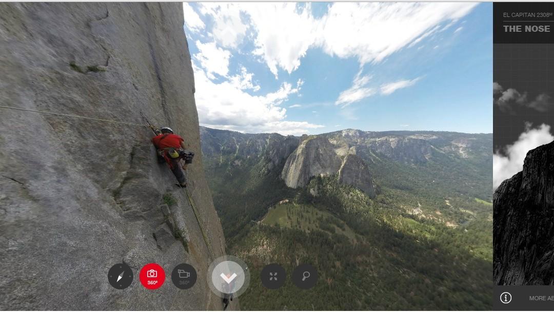 #project360, la herramienta perfecta para incentivar a los escaladores