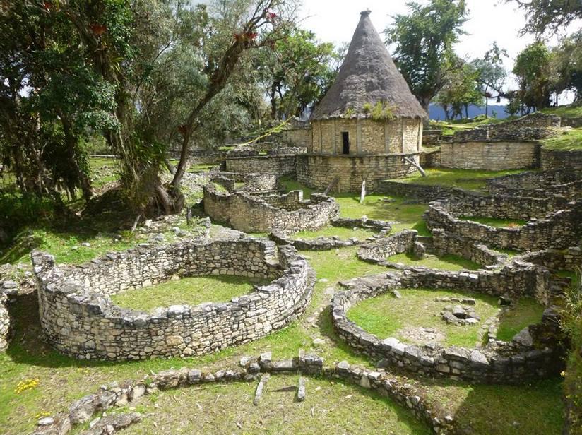 Kuélap, el Machu Picchu de la selva