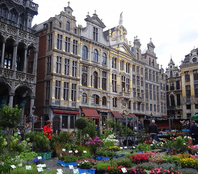Tips para recorrer Bruselas como un verdadero belga