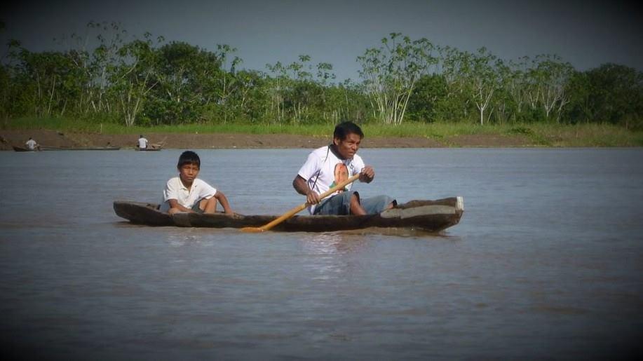 Yurimaguas a Iquitos por el río