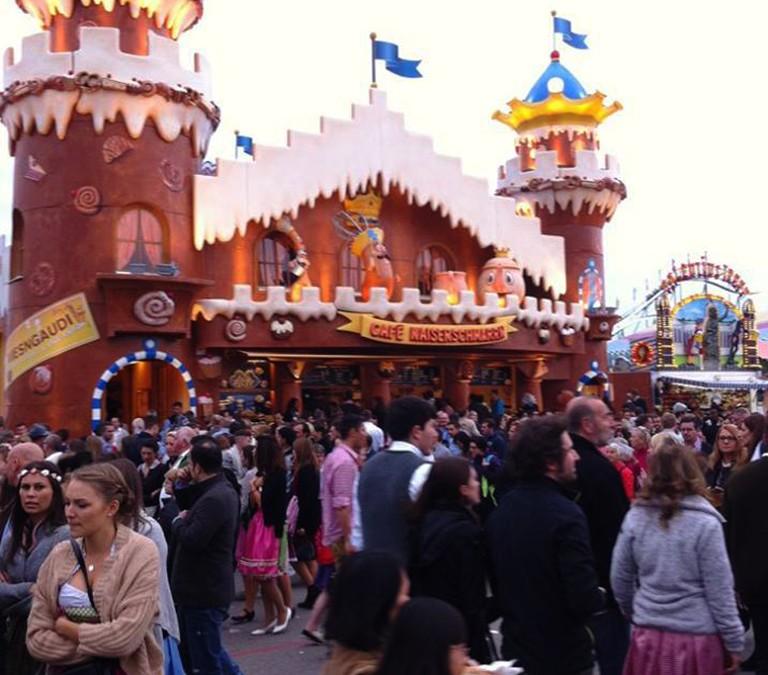 Una Pasada por el Oktoberfest de Múnich
