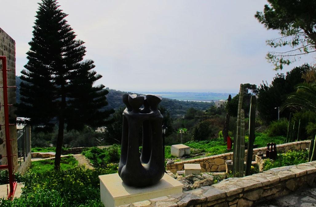 Ein Hod, la colonia de artistas de Israel