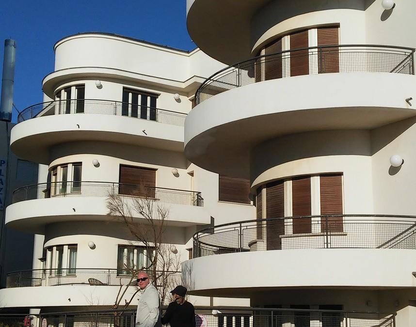 La Bauhaus gobierna la arquitectura de Tel Aviv
