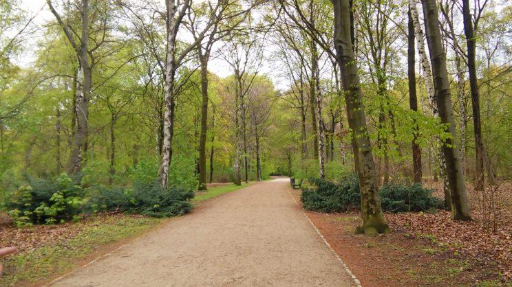 Parque Großer Tiergarten