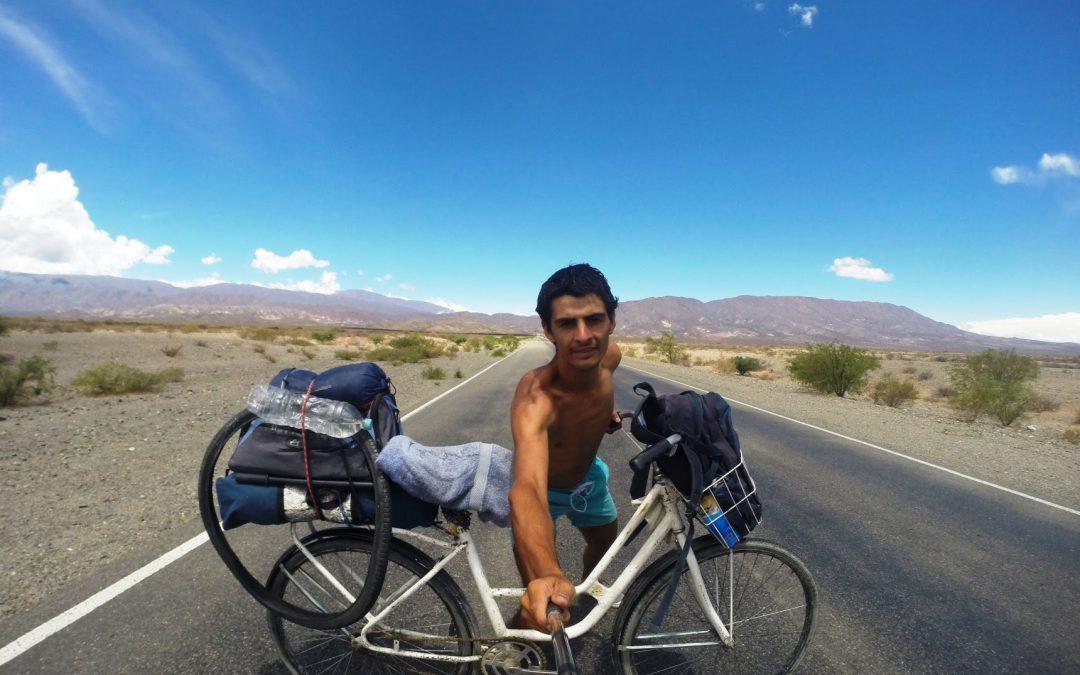 Sudamérica en bici: de Argentina a Ecuador en una vieja Musetta