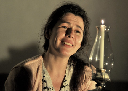 Poemas vivos, María Marta Guitart le da voz a los poemas de Gabriela Mistral
