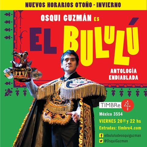 El Bululú, una intensa obsesión de oro