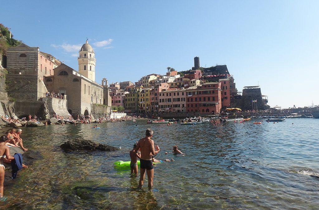 Cinque Terre, nuestra primera experiencia de Couchsurfing