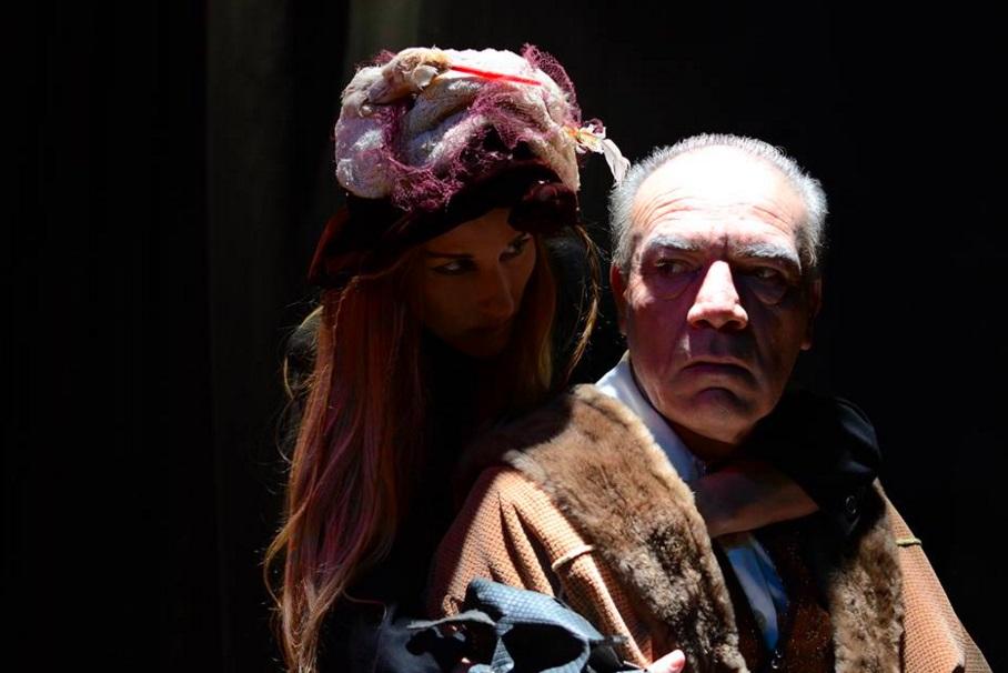 Rey Lear, Soberbia, locura y reflexión