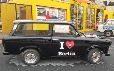 Grafitis en Berlin
