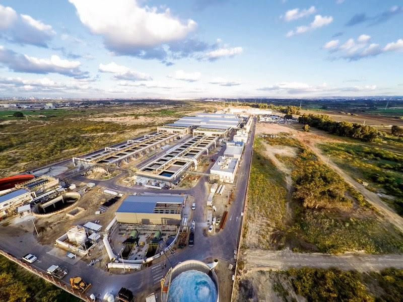 Israel, de la sequía a uno de los máximos productores de agua
