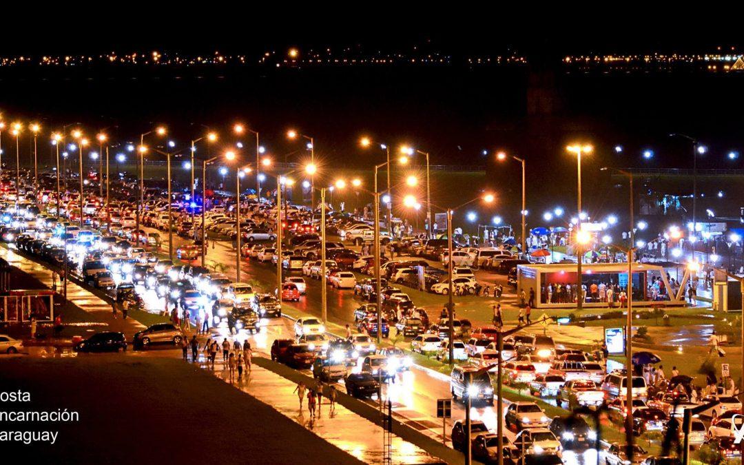 Encarnación, una opción de playa de Paraguay