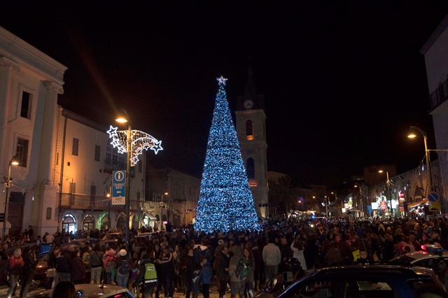 Dónde celebrar Navidad en Israel