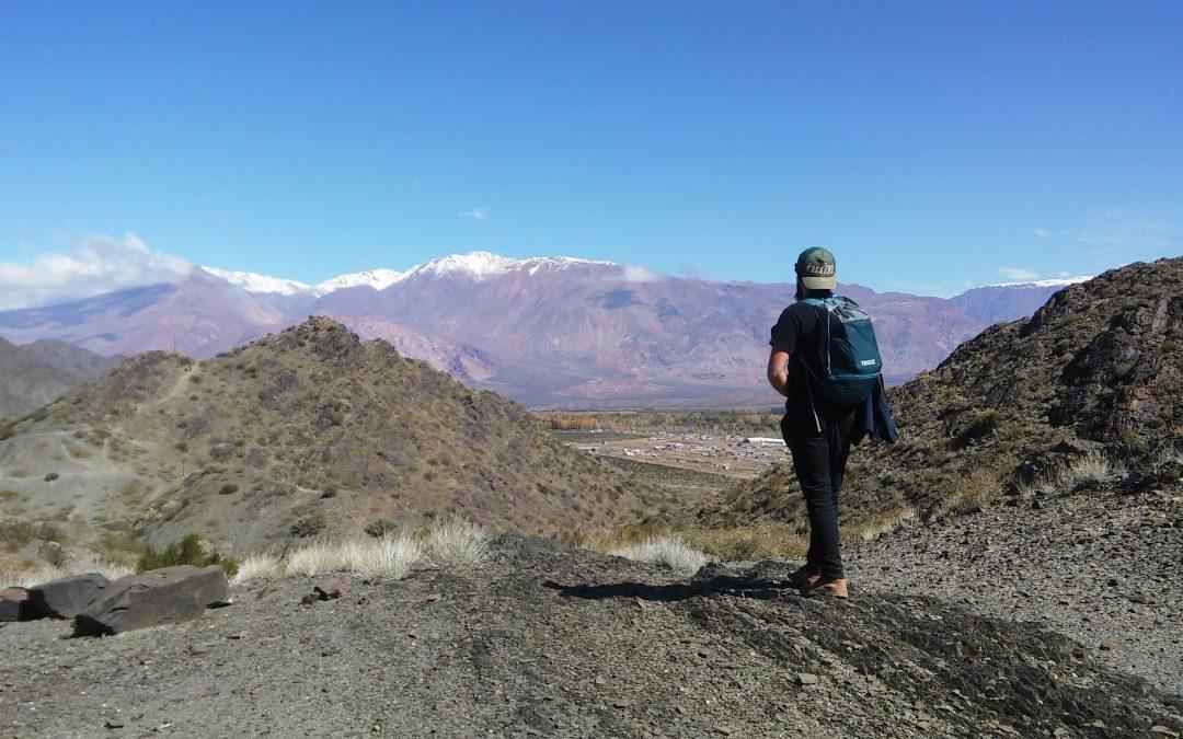 El ascenso inesperado al Cerro de la Cruz, Mendoza