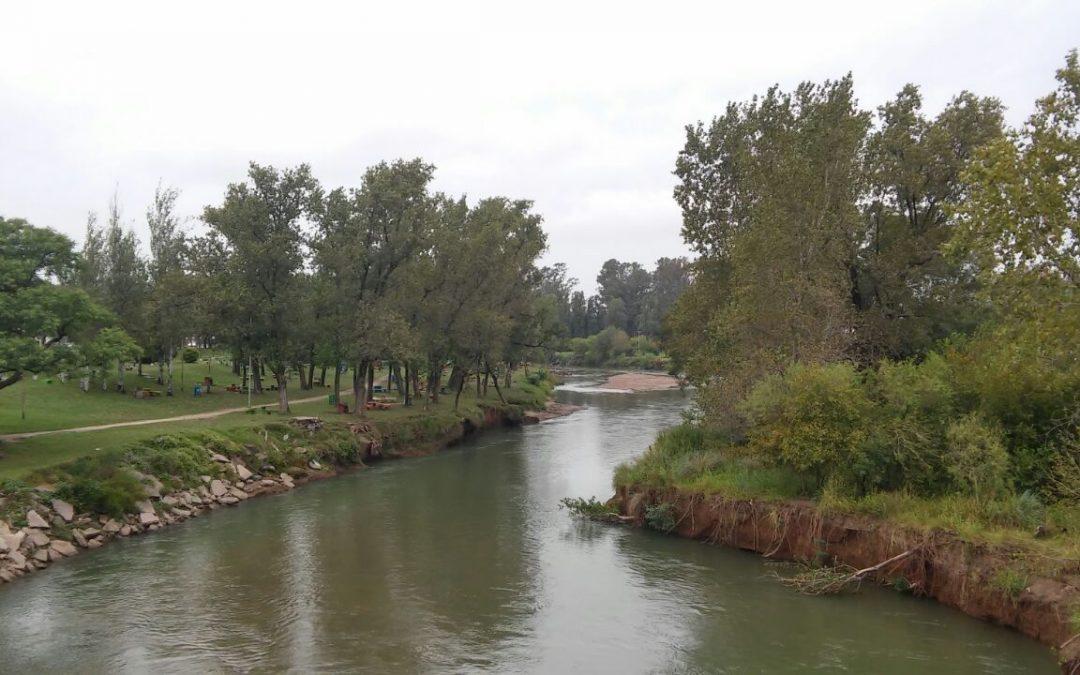 Villa María, conocida por sus peñas y su río