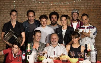 La fiesta del viejo en Almagro