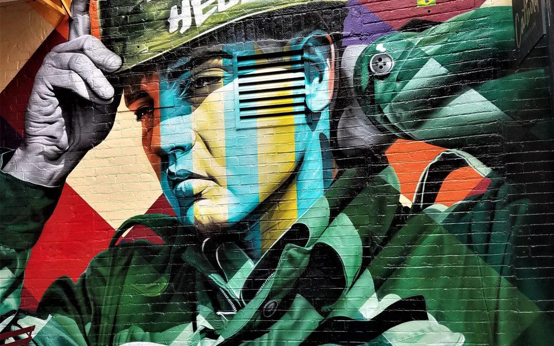Walking tour de Nueva York: Grafiti Tour