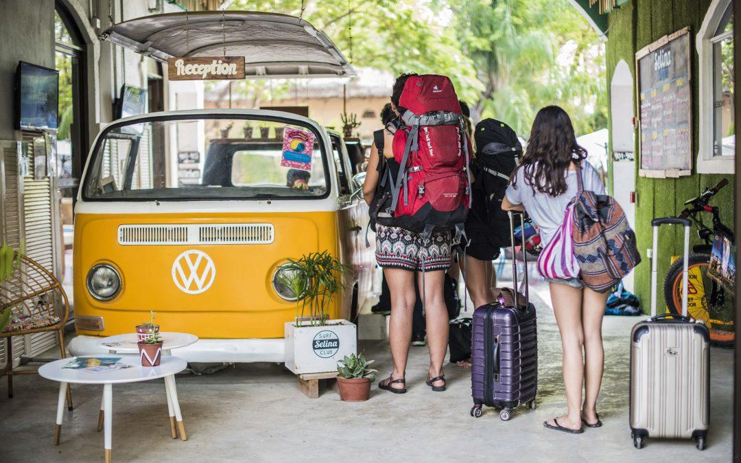 Microgap, la nueva forma de viajar, ¿o de vivir?