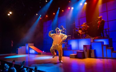 Soy Rada, una show de stand-up con música, magia y humor