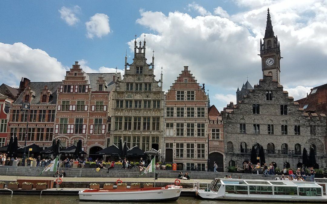 Gent, curiosidades para visitar en la ciudad «menos turística» de Bélgica