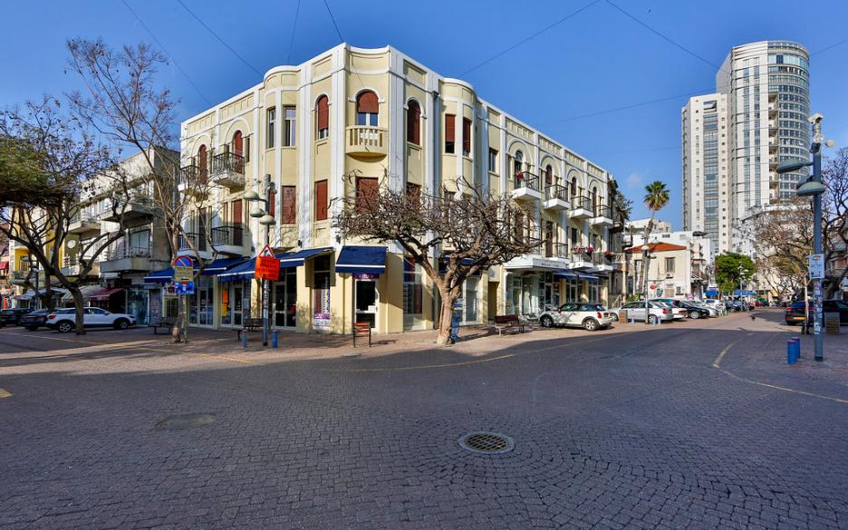 COVID19: ¿Cómo es la desescalada en Tel Aviv?